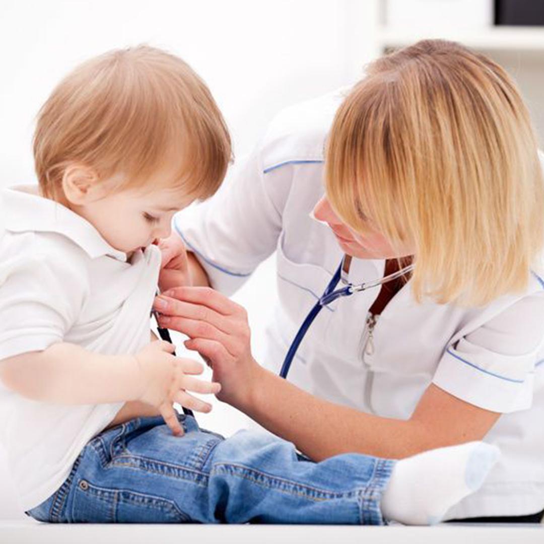 Профилактика детских простуд